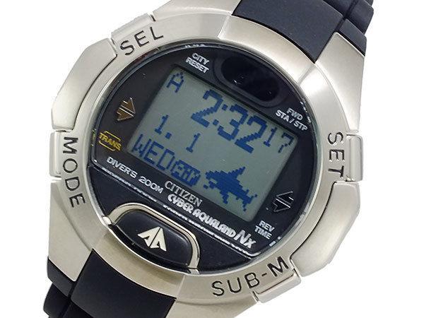 シチズン CITIZEN プロマスター デジタル メンズ ダイバーズ 腕時計 MG1000-10FT