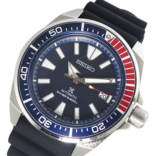セイコー SEIKO プロスペックス PROSPEX 自動巻き メンズ 腕時計 SRPB53K1 ネイビー