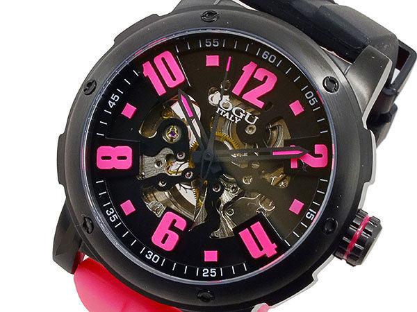 コグ COGU 自動巻 メンズ 腕時計 3SKU-BKP