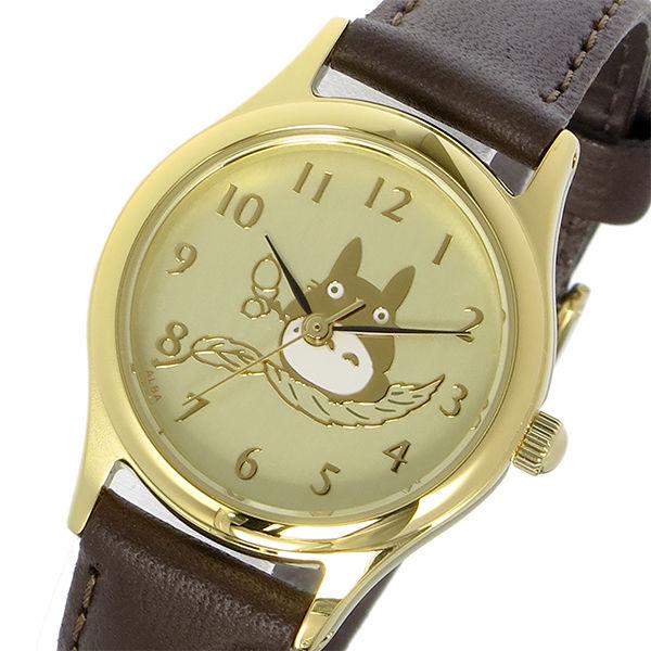 セイコー SEIKO アルバ ALBA となりのトトロ クオーツ レディース 腕時計 ACCK401 ゴールド 国内正規