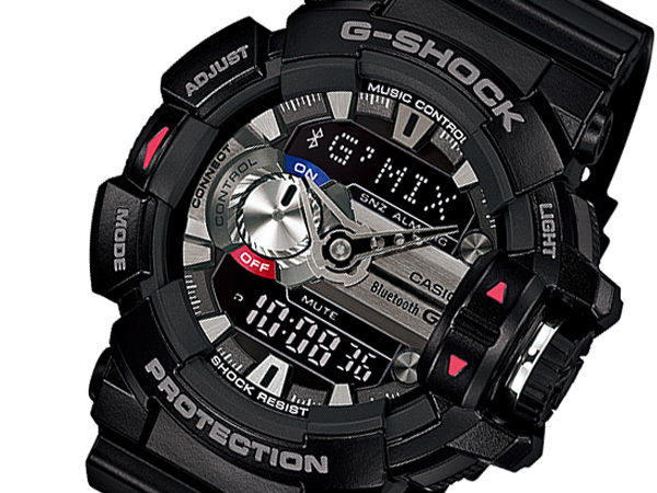 カシオ CASIO Gショック G-SHOCK メンズ 腕時計 GBA-400-1AJF 国内正規