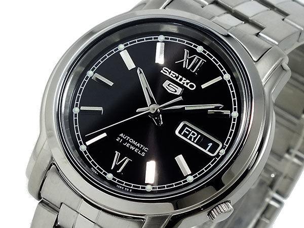 セイコー SEIKO セイコー5 SEIKO 5 自動巻き メンズ 腕時計 SNKK81K1