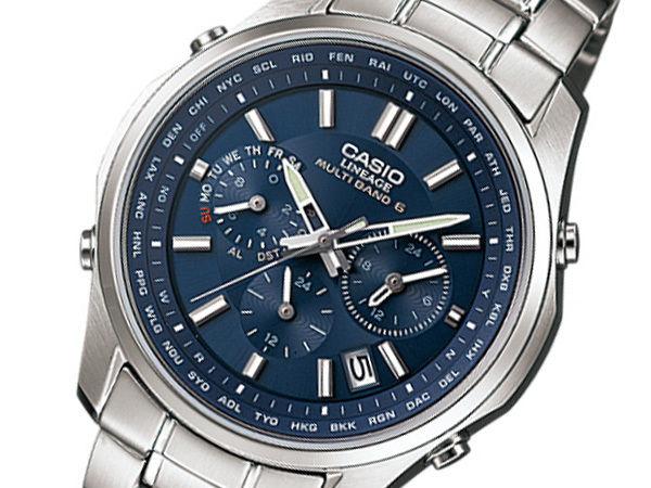 カシオ CASIO リニエージ 電波 ソーラー メンズ 腕時計 LIW-M610D-2AJF 国内正規