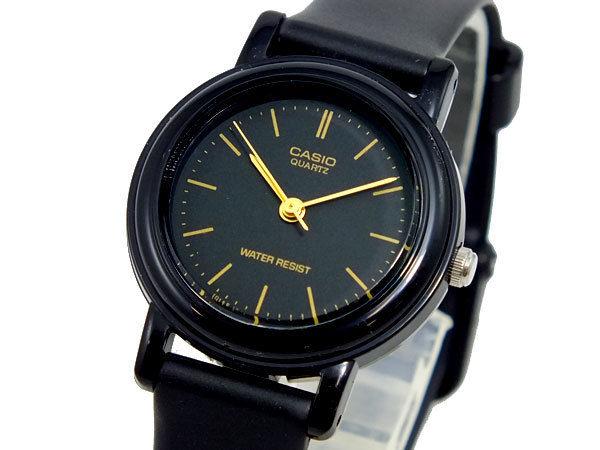 カシオ CASIO クオーツ 腕時計 レディース LQ139AMV-1E ブラック