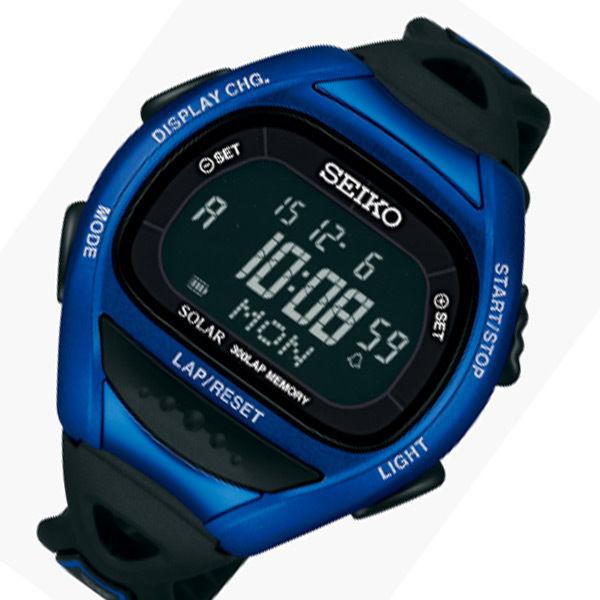 セイコー プロスペックス ソーラー メンズ 腕時計 SBEF029 ブルー 国内正規