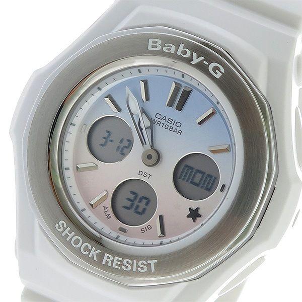 カシオ CASIO ベビーG BABY-G スターリースカイ クオーツ レディース 腕時計 BGA-100ST-7A ブルーピンク