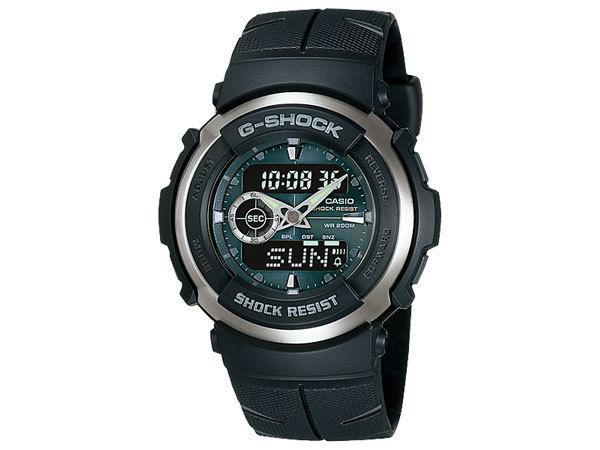 カシオ CASIO Gショック G-SHOCK Gスパイク G-SPIKE アナデジ メンズ 腕時計 G300-3A
