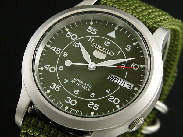 セイコー SEIKO セイコー5 SEIKO 5 自動巻き メンズ 腕時計 SNK805K2