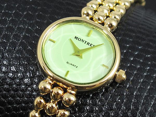 モントレス MONTRES レディース 腕時計 MS-021-GPGR