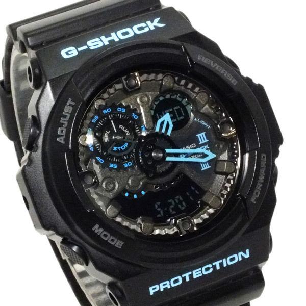カシオ CASIO Gショック G-SHOCK メンズ デジタル 腕時計 GA-300BA-1A ブラック