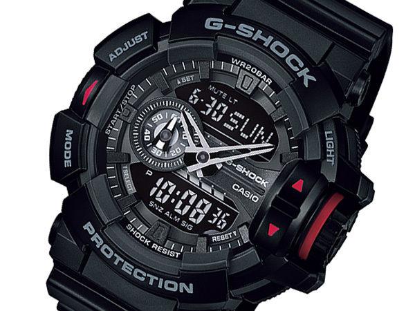 カシオ CASIO Gショック G-SHOCK メンズ 腕時計 GA-400-1BJF 国内正規