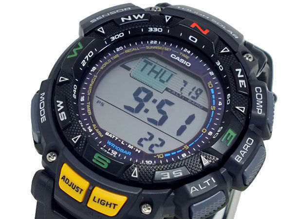 カシオ CASIO プロトレック PROTREK メンズ 腕時計 PRG240-1D