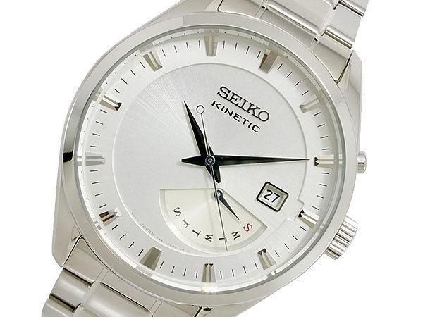 セイコー SEIKO KINETIC クオーツ メンズ 腕時計 SRN043P1