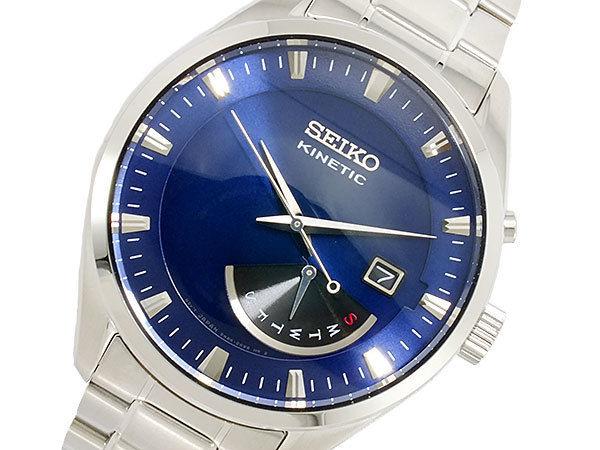 セイコー SEIKO KINETIC クオーツ メンズ 腕時計 SRN047P1