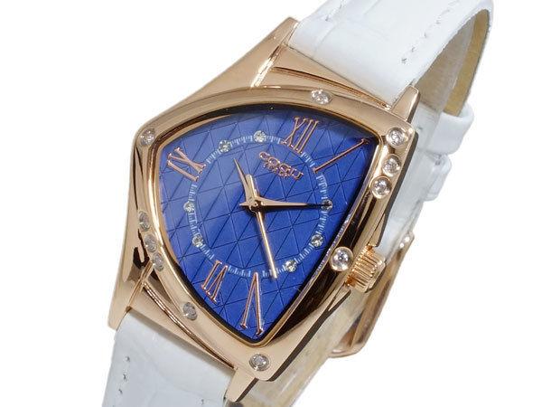 コグ COGU クオーツ レディース 腕時計 BS02T-BLG