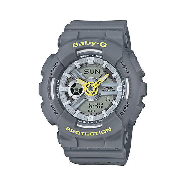 カシオ ベビーG BABY-G レディース 腕時計 BA-110PP-8AJF 国内正規