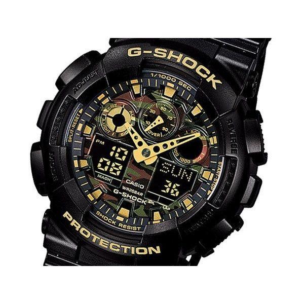 カシオ CASIO Gショック G-SHOCK メンズ 腕時計 GA-100CF-1A9JF 国内正規