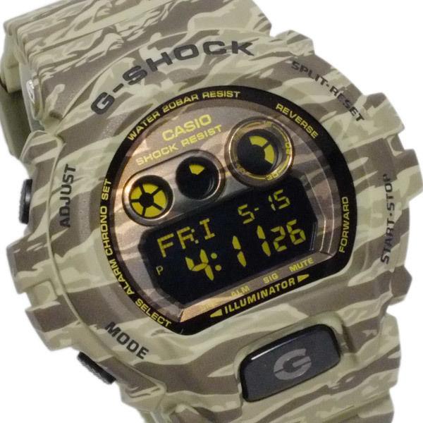 カシオ CASIO Gショック カモフラージュ デジタル メンズ 腕時計 GD-X6900CM-5