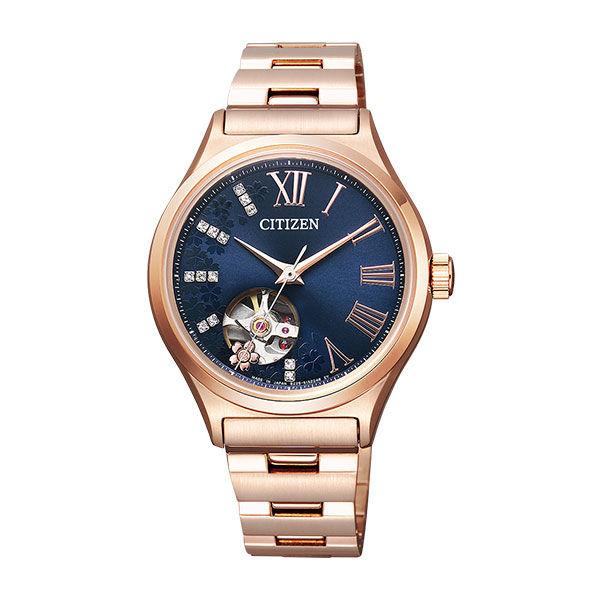 シチズン CITIZEN シチズンコレクション レディース 自動巻き 腕時計 PC1003-66L 国内正規