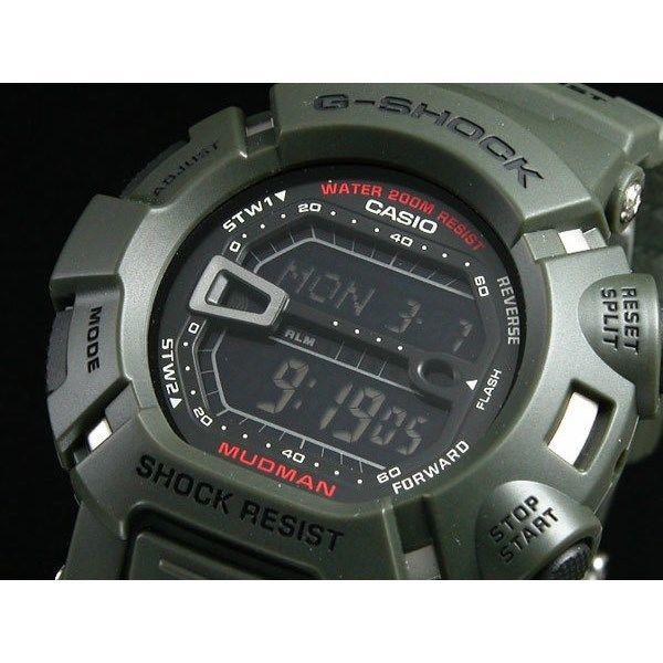カシオ CASIO Gショック G-SHOCK マッドマン メンズ 腕時計 G-9000-3