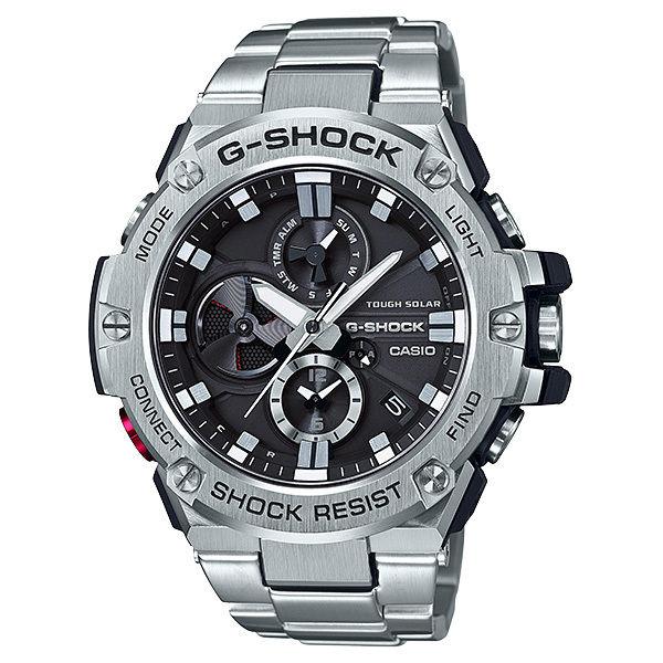 カシオ CASIO Gショック G-SHOCK クオーツ メンズ 腕時計 GST-B100D-1AJF ブラック 国内正規