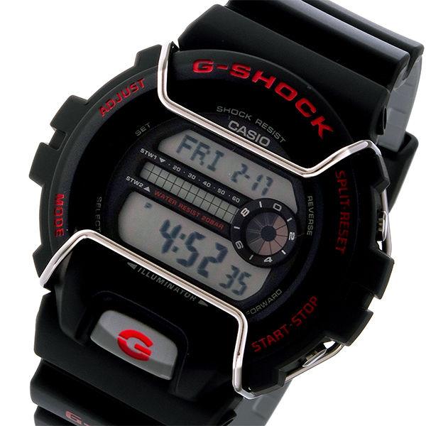カシオ CASIO Gショック G-SHOCK Gライド G-LIDE デジタル メンズ 腕時計 GLS-6900-1 ブラック