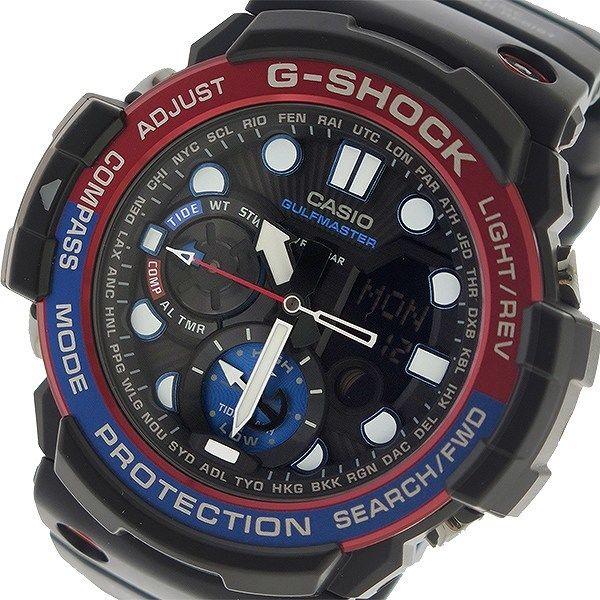 カシオ CASIO Gショック G-SHOCK クオーツ メンズ 腕時計 GN-1000-1A ブラック
