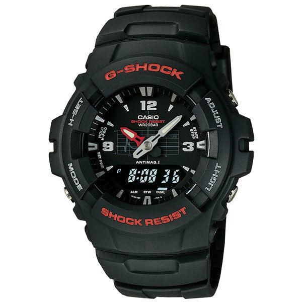 カシオ CASIO Gショック G-SHOCK メンズ 腕時計 G-100-1BMJF