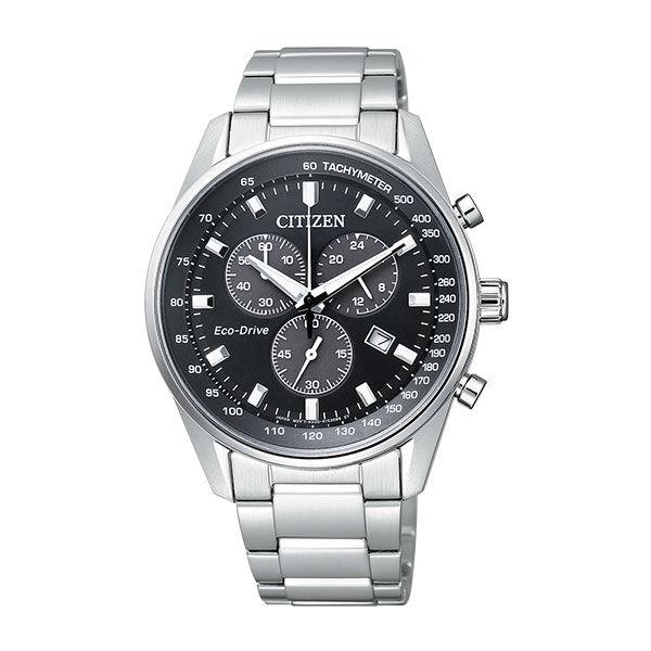 シチズン CITIZEN シチズンコレクション クロノ メンズ 腕時計 AT2390-58E 国内正規