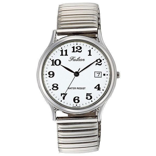 シチズン CITIZEN キューアンドキュー Q&Q ファルコン メンズ 腕時計 D014-204 シルバー