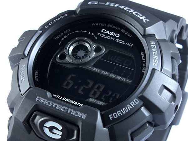 カシオ CASIO Gショック G-SHOCK タフソーラー メンズ 腕時計 GR-8900A-1