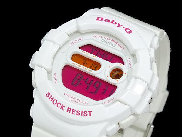 カシオ CASIO ベビーG BABY-G レディース 腕時計 BGD140-7B