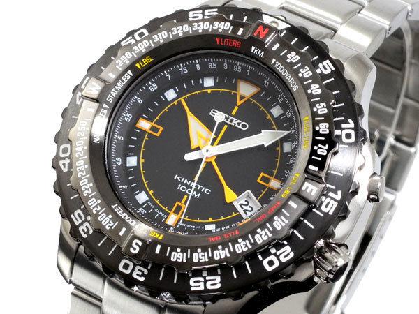 セイコー SEIKO キネティック KINETIC メンズ 腕時計 SKA423P1