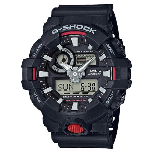 カシオ CASIO Gショック G-SHOCK メンズ 腕時計 GA-700-1AJF 国内正規