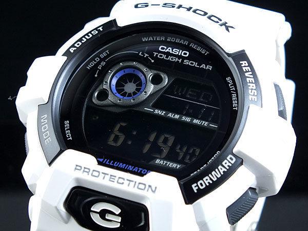 カシオ CASIO Gショック G-SHOCK タフソーラー メンズ 腕時計 GR8900A-7