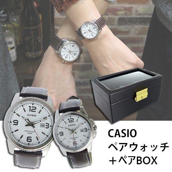 【ペアウォッチ】 カシオ CASIO チープカシオ ユニセックス 腕時計 MTP-1314L-7A LTP-1314L-7A ペアボックス付