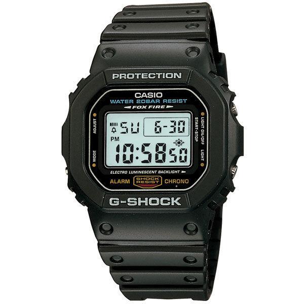 カシオ CASIO Gショック G-SHOCK メンズ 腕時計 DW-5600E-1JF