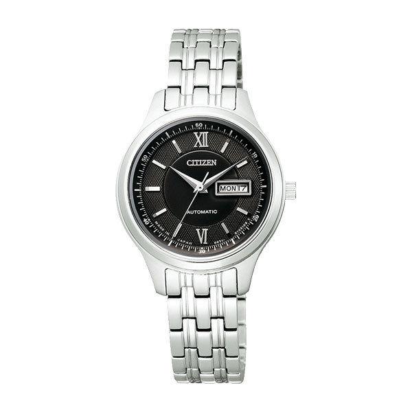 シチズン CITIZEN シチズンコレクション レディース 自動巻き 腕時計 PD7150-54E 国内正規