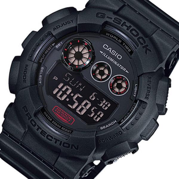カシオ CASIO Gショック G-SHOCK デジタル メンズ 腕時計 GD-120MB-1 ブラック