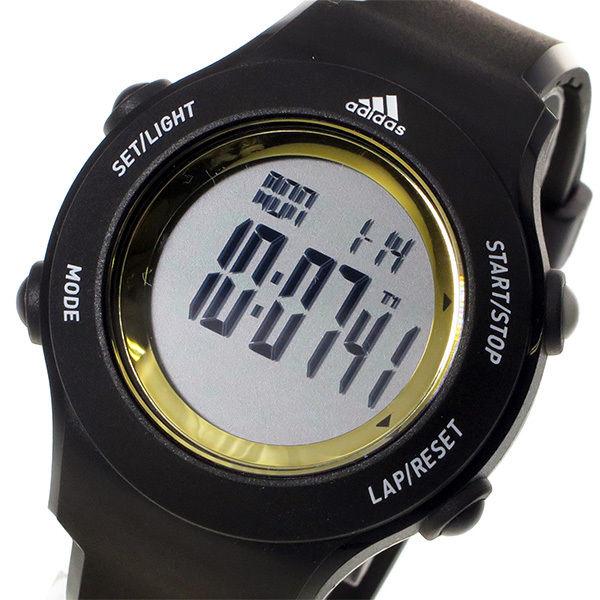 アディダス ADIDAS パフォーマンス スプラング ユニセックス 腕時計 ADP3212 ブラック
