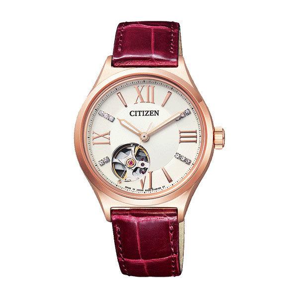 シチズン CITIZEN シチズンコレクション レディース 自動巻き 腕時計 PC1002-00A 国内正規