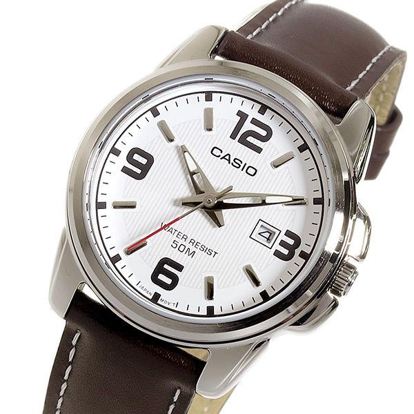 【希少逆輸入モデル】 カシオ CASIO クオーツ レディース 腕時計 LTP-1314L-7AVDF ホワイト