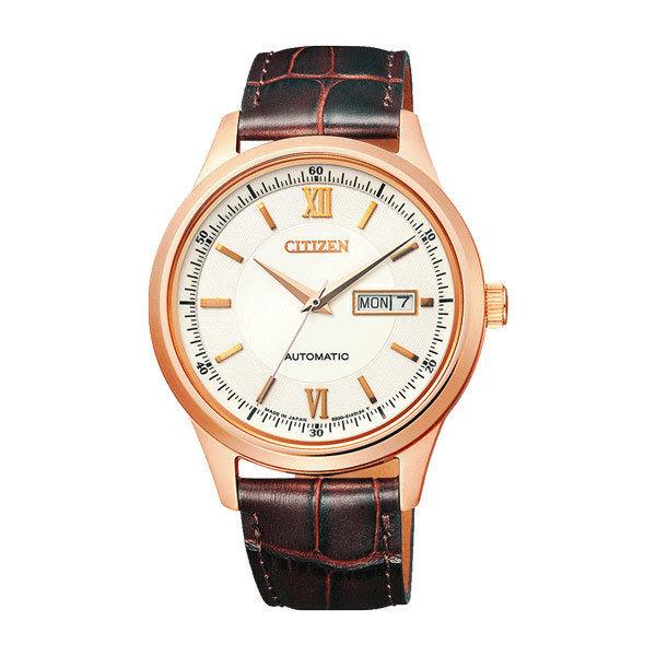 シチズン CITIZEN シチズンコレクション メンズ 自動巻き 腕時計 NY4052-08A 国内正規