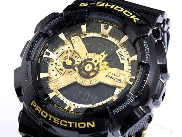 カシオ CASIO Gショック G-SHOCK ハイパーカラーズ メンズ 腕時計 GA-110GB-1A