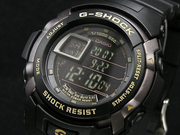 カシオ CASIO Gショック G-SHOCK Gスパイク メンズ 腕時計 G-7710-1
