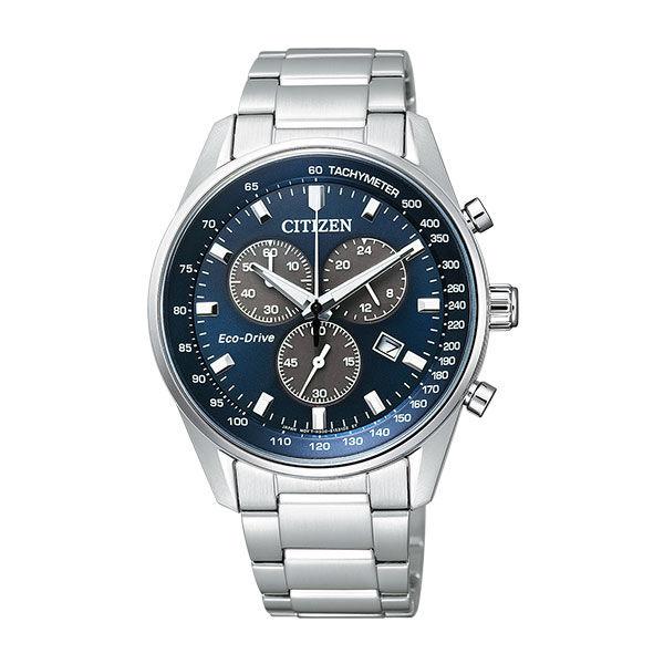 シチズン CITIZEN シチズンコレクション クロノ メンズ 腕時計 AT2390-58L 国内正規
