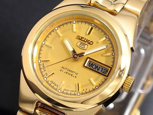 セイコー SEIKO セイコー5 SEIKO 5 自動巻き レディース 腕時計 SYMG58J1