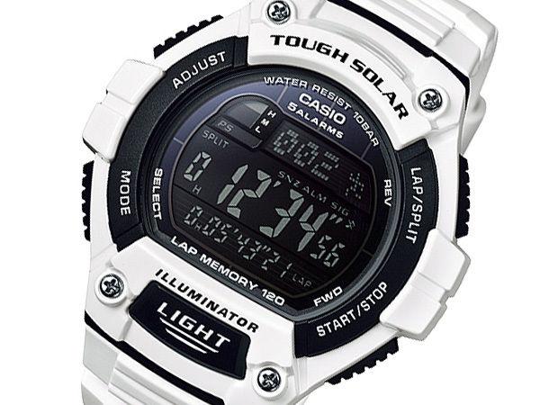 カシオ CASIO スタンダード ソーラー メンズ 腕時計 W-S220C-7BJF 国内正規