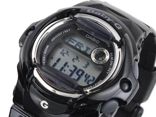カシオ CASIO ベビーG BABY-G カラーディスプレイ レディース 腕時計BG-169R-1