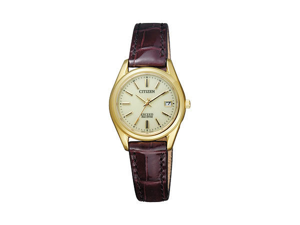 シチズン CITIZEN エクシード エコ ドライブ 電波時計 レディース 腕時計 EAD75-2942 国内正規